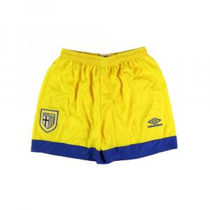 1994-95 Parma Pantaloncini Away S/M/XL  *Nuovi