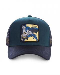 Berretto Capslab By Freegun Justice League Batman Blue/Yellow  CL/DC2/1/VIN1