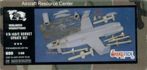 F/A-18A/C HORNET UPDATE SET