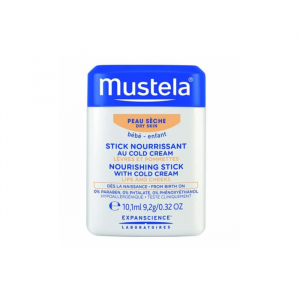 Mustela Hydra Stick Alla Cold Cream Pelle Secca 10ml