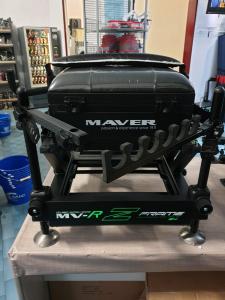 Maver mv-r z-frame panchetto da gara