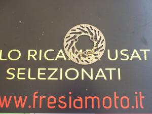 DISCO FRENO POSTERIORE USATO SHERCO MOTARD 50 ANNO 2009