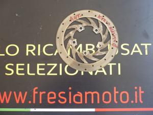DISCO FRENO ANTERIORE USATO KYMCO AGILITY 150 ANNO 2009