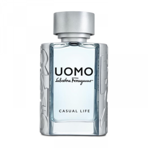 Salvatore Ferragamo Uomo Casual Life Eau De Toilette Spray 50ml