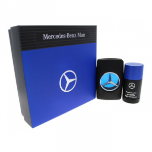 Mercedes Benz Man Eau De Toilette Spray 50ml Set 2 Parti 2019
