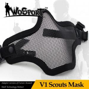 Maschera protezione bocca