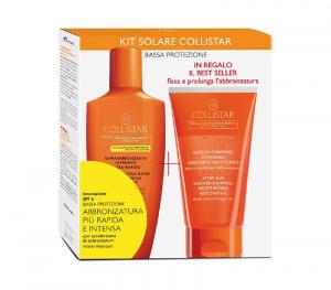 Kit Solare Protezione 6 + Doccia-Shampoo Doposole 150 ml Collistar