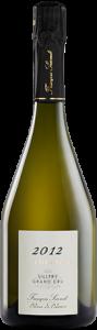 Sillery Grand Cru Blanc de Blanc 2012 - François Secondé
