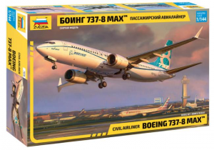 Civil Airliner Boeing 737-8 MAX