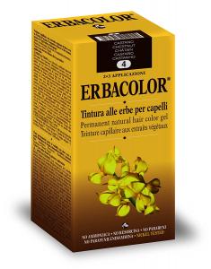 Tintura alle erbe per capelli ERBACOLOR- Triflora