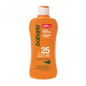 Babaria Aloe Vera Spf25 Sun Milk 300ml