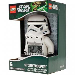LEGO STAR WARS STORMTROOPER MINIFIGURE SVEGLIA 9004032