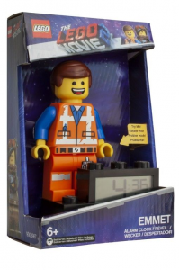 LEGO MOVIE 2 EMMET MINIFIGURE SVEGLIA 9003967