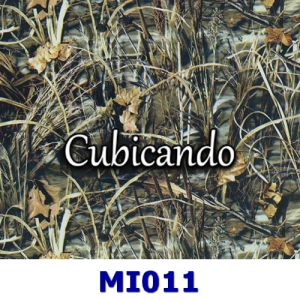 Pellicola per cubicatura Mimetico 11