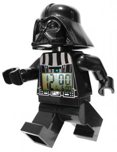 LEGO STAR WARS DARTH VADER MINIFIGURE SVEGLIA 9004049