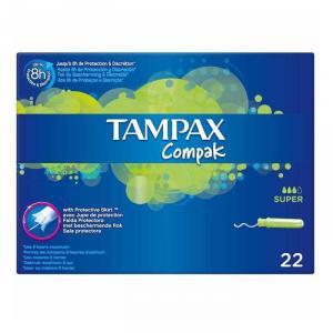 Tampax Compak Super 22 Unità