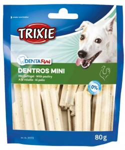 Dentros Mini - Snack igiene orale per cani