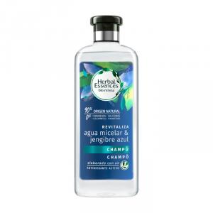 Herbal Essences Micellar Water & Blue Ginger Shampoo 400ml