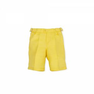 Pantaloncino giallo