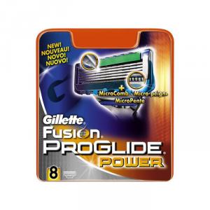 Gillette Fusion Proglide Power Ricarica 8 Unitá