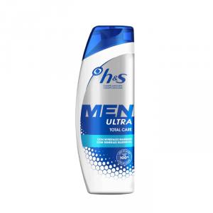 H&S Men Ultra Total Care Shampoo 600ml