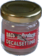 Decalsetting