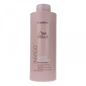Wella Invigo Blonde Recharge Color Refreshing Conditioner 1000ml