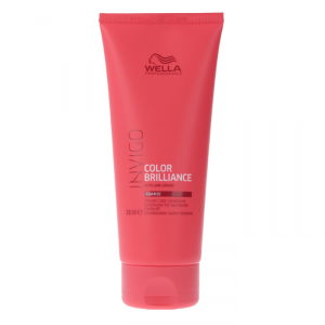 Wella Invigo Color Brilliance Vibrant Color Conditioner Coarse 200ml