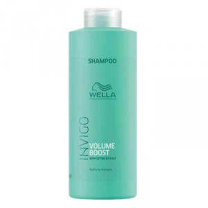 Wella Invigo Volume Boost Shampoo 1000ml