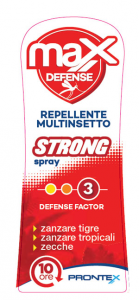 Max Defense Strong Spray 75ml