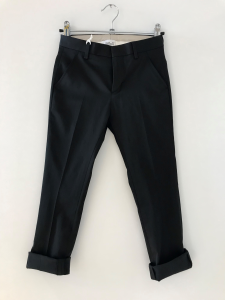 Pantalone nero elegante