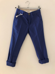 Pantalone bluette