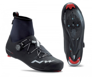 NORTHWAVE Winter Road Cycling Shoes EXTREME RR GTX black