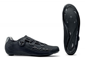 NORTHWAVE Road Cycling Shoes FLASH 2 CARBON black