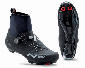 NORTHWAVE Winter MTB Shoes EXTREME XCM GTX black