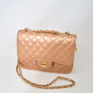 Borsa Chic & Pop Rosa Gold