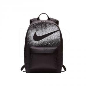 Zaino Nike Heritage, Black/White effetto schizzo, BA6433/010
