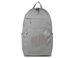 Zaino Nike White/Foil con scritta olografica BA5876/030