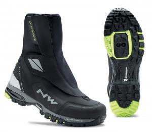 NORTHWAVE Winter MTB Shoes YETI black