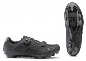 NORTHWAVE MTB Cycling Shoes Origin Plus Wide  Black