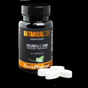 Vitamina C 1000 Botanicalmix