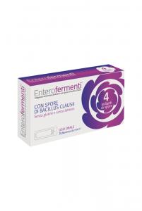 Enterofermenti 4 mld 20 flaconcini