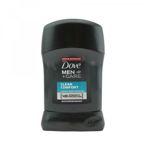 DOVE Deodorante stick Men+Care Clean Comfort 40 ml