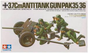 3,7CM ANTI-TANK GUN