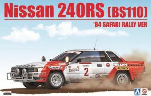 AUTO NISSAN 240RZ
