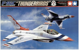 F-16C Thunderbirds