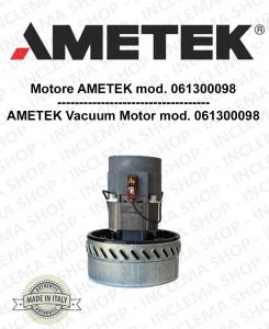 061300098 MOTORE vacuum cleaner AMETEK