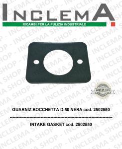 Guarnizione bocchetta ø 50 completa cod. 2502550 für aspiraliquidi MX 400