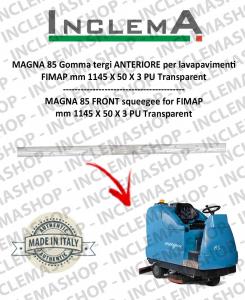 MAGNA 85 goma de secado delantera para fregadora FIMAP