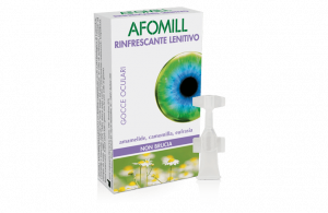 Afomill Rinfrescante Lenitivo 10 flaconcini